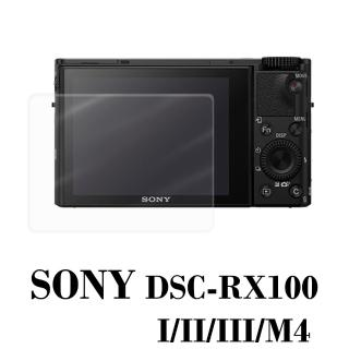 【D&A】Sony DSC-RX100 I/II/III/M4 日本原膜HC螢幕保護貼(鏡面抗刮)