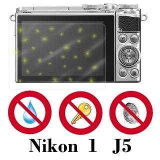 【D&A】Nikon 1 J5 日本原膜螢幕貼(NEW AS玻璃奈米型)