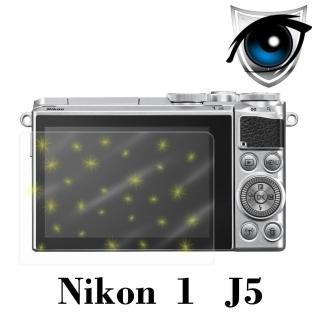 【D&A】Nikon 1 J5 日本原膜增豔螢幕貼(9H抗藍光疏油疏水型)
