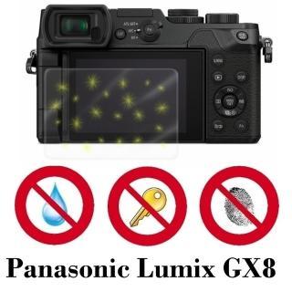 【D&A】Panasonic Lumix GX8 日本原膜螢幕貼(NEW AS玻璃奈米型)
