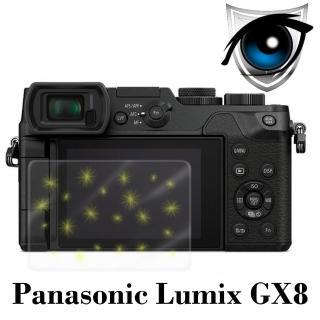 【D&A】Panasonic Lumix GX8 日本原膜增豔螢幕貼(9H濾藍光疏油疏水型)