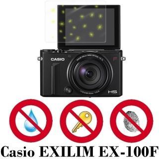 【D&A】Casio EXILIM EX-100F 日本原膜螢幕貼(NEW AS玻璃奈米型)