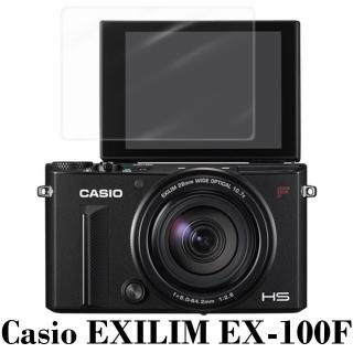 【D&A】Casio EXILIM EX-100F 日本原膜HC螢幕保護貼(鏡面抗刮)