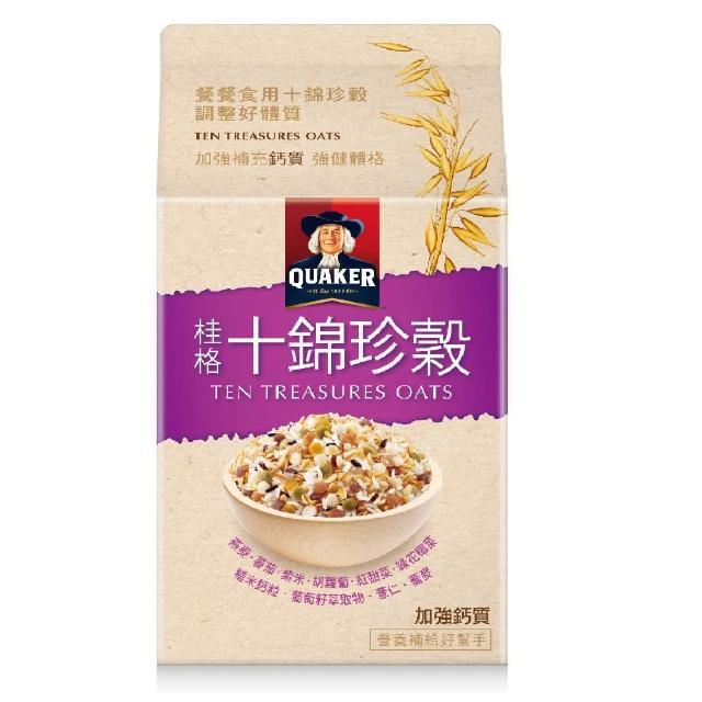 【桂格】十錦珍穀(1700g-盒)