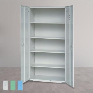 【時尚屋】HDF多用途五層雙門置物櫃  三色可選(RU5-HDF-SC-002)