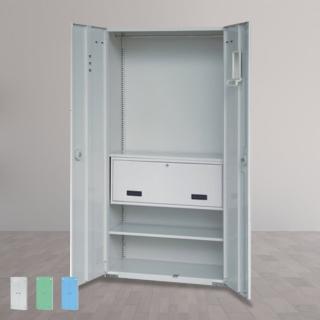 【時尚屋】HDF多用途一抽二層置物櫃 三色可選(RU5-HDF-SC-007)