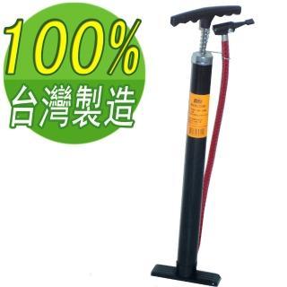 【鐵馬行】直立式打氣筒806-台灣製造
