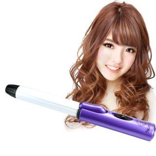 【星之冠】鑽閃耀波動捲髮夾 19mm