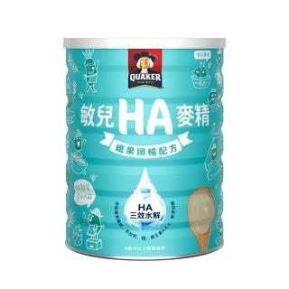 【桂格】敏兒HA纖果順暢麥精700g/罐