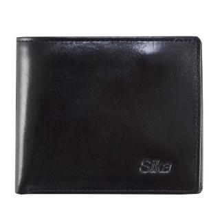 【Sika】義大利素面牛皮質感中性短皮夾(A8252-03)
