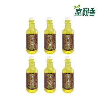 【怡慶】天然樟腦油 550ml*6入組(補充瓶)