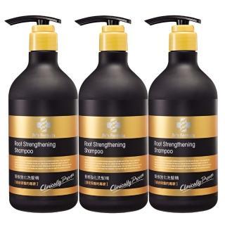【台塑生醫】Dr's Formula髮根強化洗髮精(580g*3入)