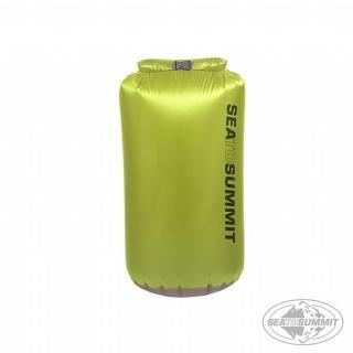 【SEA TO SUMMIT】35L 超輕量矽膠防水收納袋(綠色)