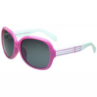 【MARC BY MARC JACOBS】-時尚太陽眼鏡(粉紅色)