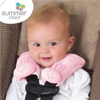 【美國 Summer Infant】寶寶肩頸保護墊(粉紅)