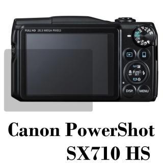 【D&A】Canon PowerShot SX710 HS相機專用日本原膜AG螢幕保護貼(霧面防眩)