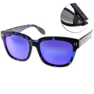 【Go-Getter太陽眼鏡】人氣經典水銀鏡面款(藍琥珀#GS1006 BLDEBM)
