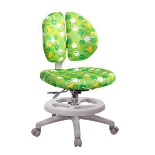 【吉加吉】兒童 雙背成長智慧椅 TW-2999(鐵灰色)   吉加吉