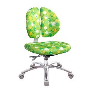 【吉加吉】兒童 雙背 矮座智慧椅 TW-2999 PRO(鐵灰色)  吉加吉