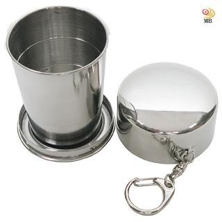攜帶式150cc不鏽鋼杯環保杯伸縮杯(2378)