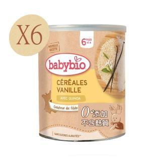【法國BABYBIO】有機寶寶米精(小小米220gx6)