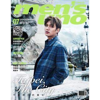 【Men's uno】一年12期(月刊-雜誌訂閱)