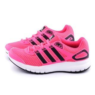 【Adidas】女款 Duramo 6 W 輕量慢跑鞋(B39764-桃粉)
