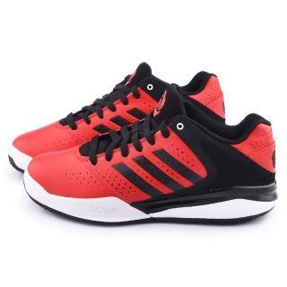 【Adidas】男款D ROSE ENGLEWOOD TD 籃球運動鞋(S83792-紅黑)