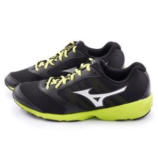 【MIZUNO】男款 PRIMA VIVO 2 慢跑鞋(J1GG152703-黑黃)