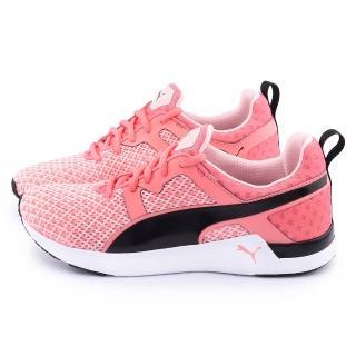 【PUMA】女款PULSE XT GEO 輕量運動鞋(187739-06-粉)