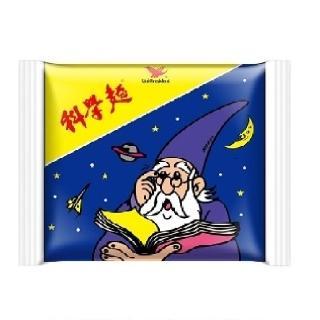 【科學麵】原味科學麵40入/箱(香脆無法擋)