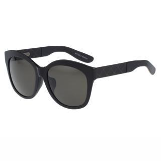 【BOTTEGA VENETA】時尚太陽眼鏡BV304FS(黑色)