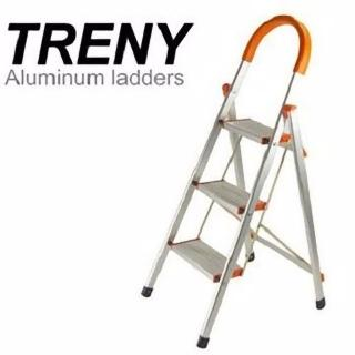 【TRENY】加寬鋁製三階扶手梯