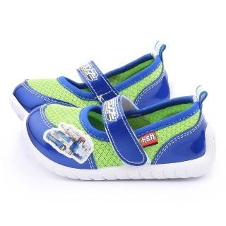【童鞋城堡】Tomica多美小汽車 中童 透氣輕量休閒鞋(TM7730-藍)