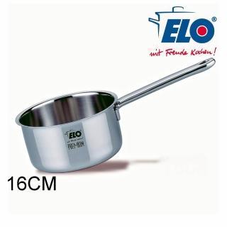 【德國ELO】Multilayer 不鏽鋼單柄湯鍋(16CM)