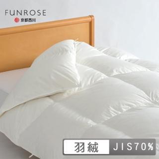 【京都西川】日本製 日本國產羽絨被/冬被/被胎(雙人6X7尺)