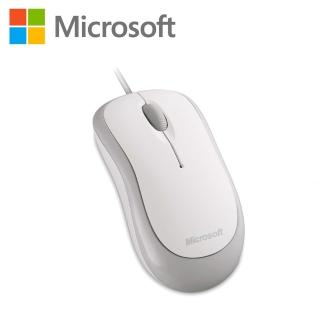 【微軟】Microsoft入門光學鯊  V2-海鷗白(P58-00066)