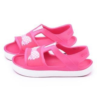 【SKECHERS】小童 輕量涼鞋(86749NPNK-粉)