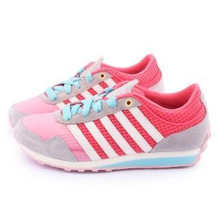 【K-SWISS】女款 Gorzell III 記憶鞋墊支撐型運動鞋(93449-698-紅粉)