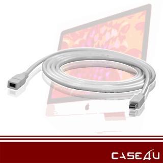 【CASE4U】Mac 轉接線 Mini DisplayPort M to F(視訊延長線)