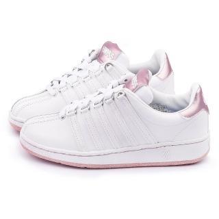 【K-SWISS】女款CLASSIC VN 經典復刻休閒鞋(93343-143-白)