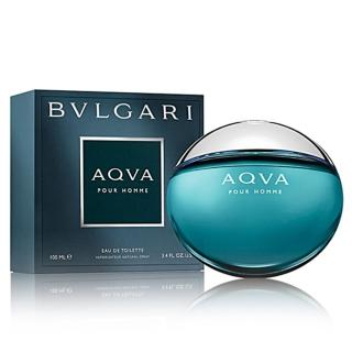 【BVLGARI 寶格麗】水能量男性淡香水(100ml)