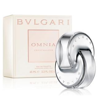 【BVLGARI 寶格麗】晶澈女性淡香水(65ml)
