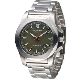 【Victorinox】維氏 INOX 軍事標準專業腕錶(VISA-241725.1)