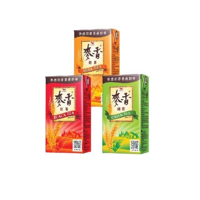 【麥香】紅茶300ml24入-箱