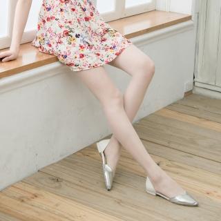 【Sneak Peek】透膚粉彩T襠美腿褲襪(冰沙藍   四雙組)