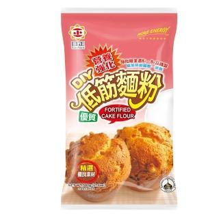 【日正食品】營養強化優質低筋麵粉(500g)