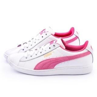 【PUMA】女款Puma Vikky LS 休閒鞋(359453-02-白粉)