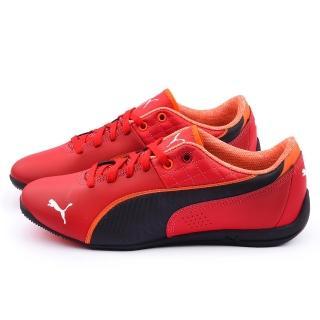 【PUMA】男款Drift Cat 6NM 運動鞋(305523-02-紅)