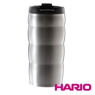 【HARIO】真空不鏽鋼隨行杯 350ml(VUW-35HSV)